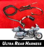 Rear Signal Harness for Harley Ultra Models