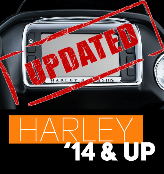 Factory Harley Radio Integration Secrets for '14 & Up