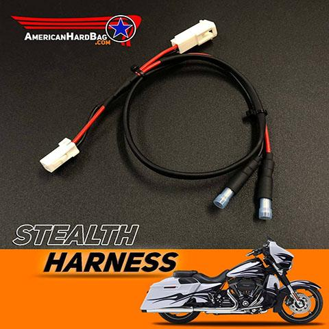 Stealth Harness Accessory & Ground Power Tap