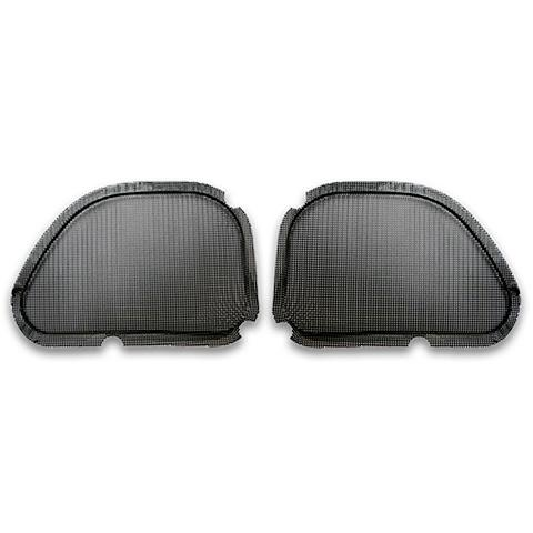 1998 - 2013 Harley Road Glide Stamped Steel Fairing Speaker Grill IP-13RG-G