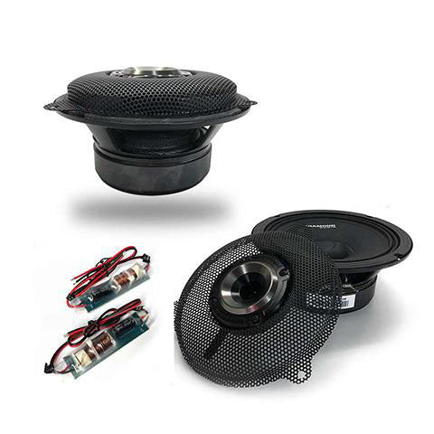 Diamond Audio 14 & Up Street Glide Pro Speaker Kit Part# 14SGPFK