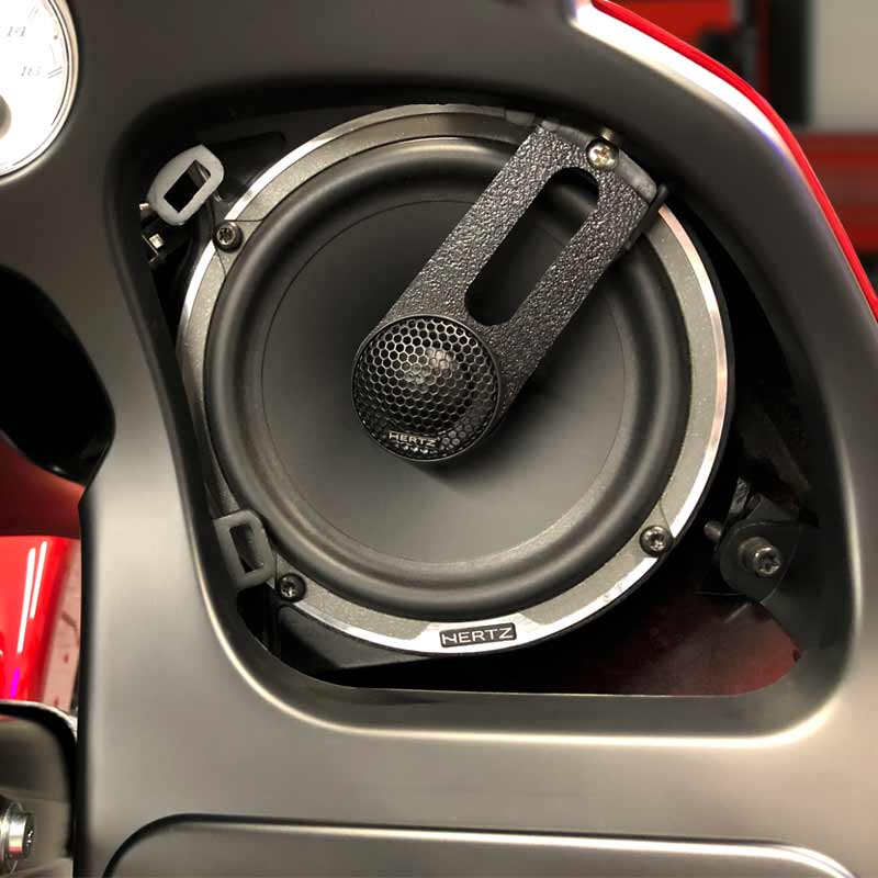 Road Glide Tweeter Bracket Part# RGTWMPK