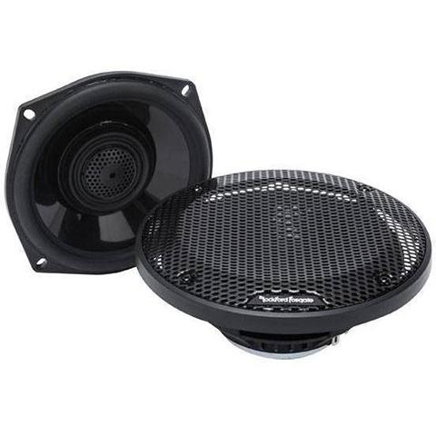 "Rockford Fosgate TMS5 5.25"" Full Range Tour-Pak Speakers for Harley-Davidson® (1998-2013)"