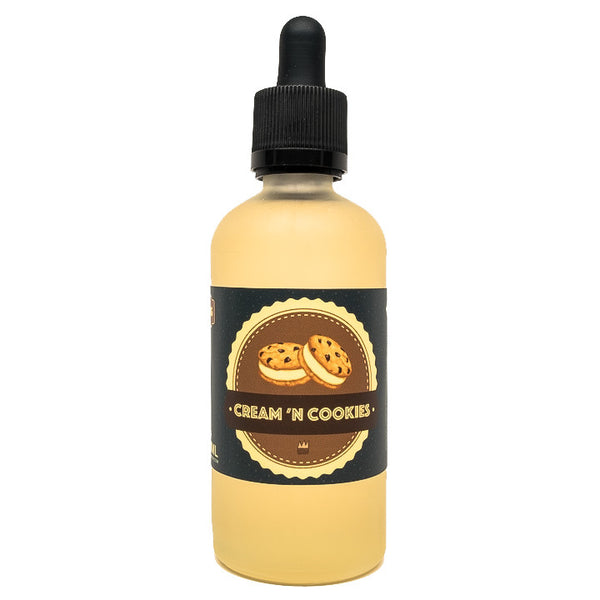 ROYALE VAPERY : Cream N Cookies 100ml