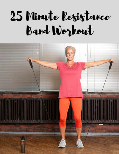 25 Minute Total Body Band Workout