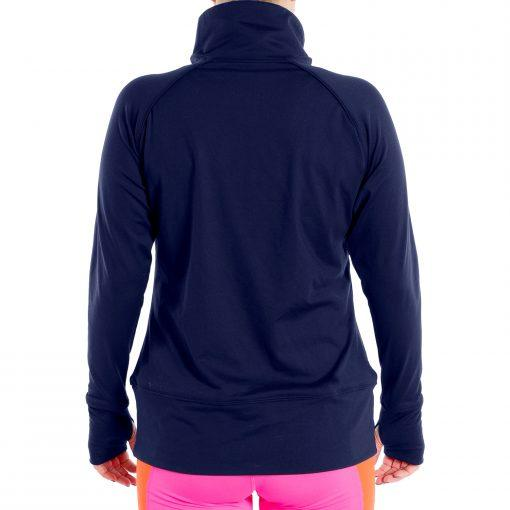 Propel Funnel Neck Pullover