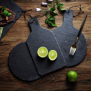 Natural Solid Slate Kitchenware