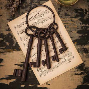 Rustic Décor Keys
