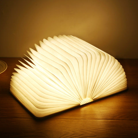 Creative LED Book Lamp