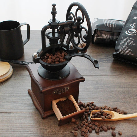 Vintage Coffee Bean Grinder