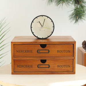 Desktop Chest Of Drawers