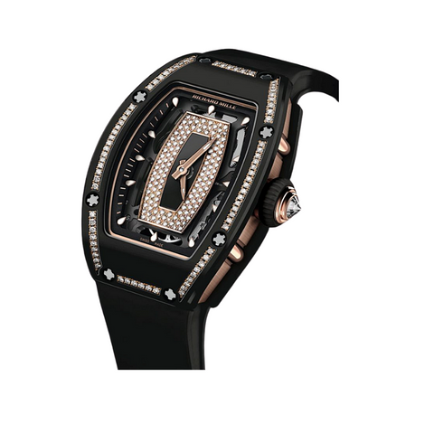 Richard Mille RM07-01 Ladies' Black Ceramic
