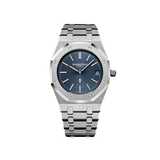 Audemars Piguet Royal Oak 'Jumbo' Extra-Thin Blue Dial -15202ST.OO.1240ST.01