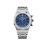 Audemars Piguet Royal Oak Chronograph Stainless Steel - Blue Dial 26320ST.OO.1220ST.03