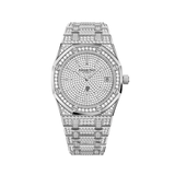 Audemars Piguet Royal Oak 'Jumbo' Extra-Thin - Diamond Dial & Bracelet- 15202BC.ZZ.1241BC.01
