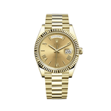 Rolex Presidential Day-Date 40mm Yellow Gold Champagne Dial 228238