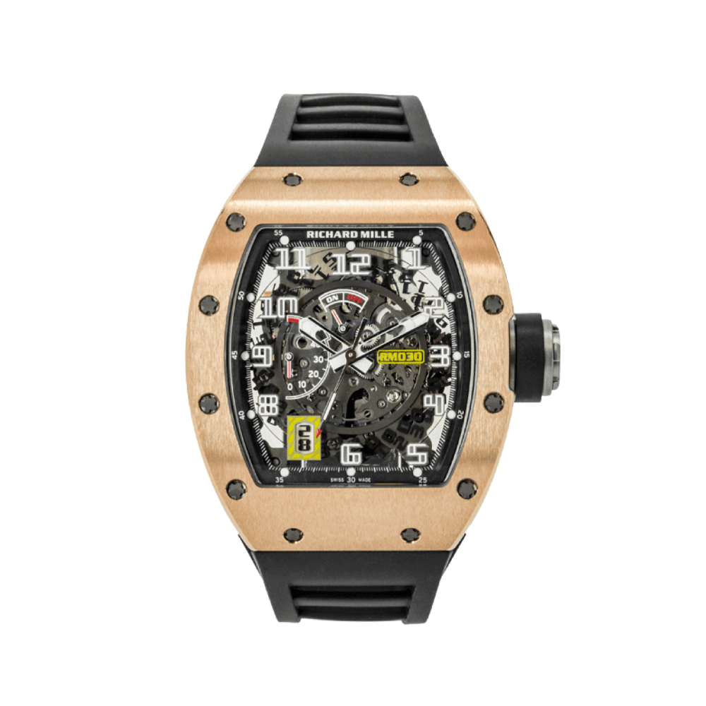 Richard Mille RM030 Rose Gold