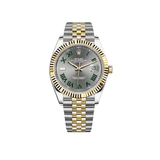 Rolex Datejust - Yellow Rolesor Slate Dial 126333