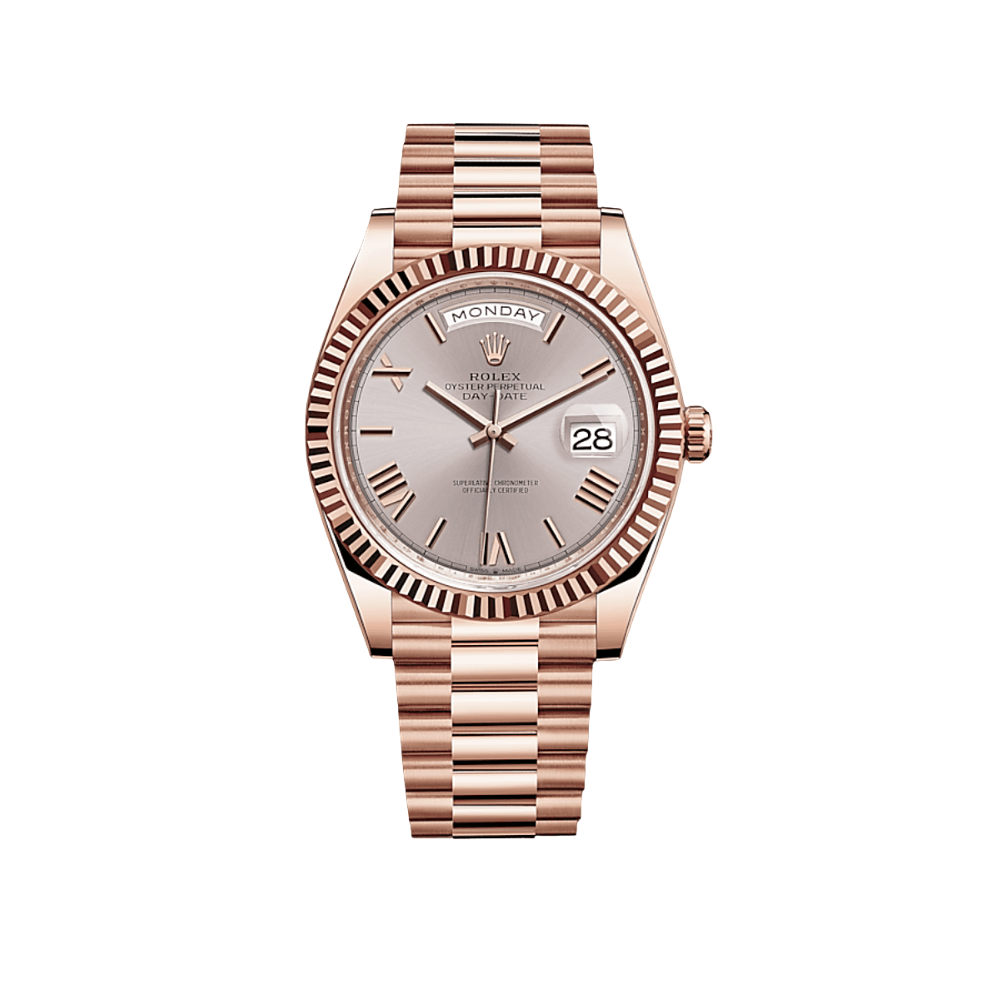 Rolex Presidential Day-date 40mm Sundust Dial 228235