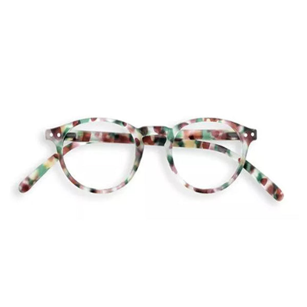 Anteojos Izipizi Reading #A Green Tortoise Soft
