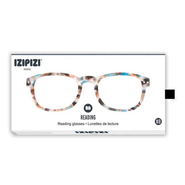 Anteojos Izipizi Reading #B Blue Tortoise
