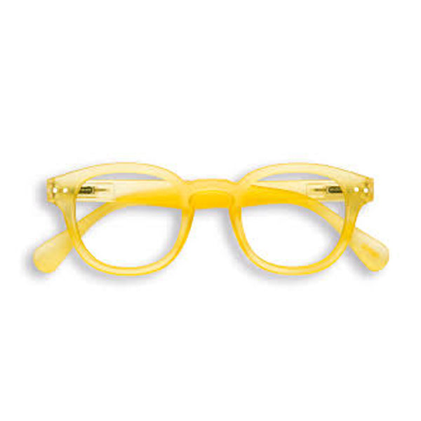 Anteojos Izipizi Reading #C Yellow Chrome