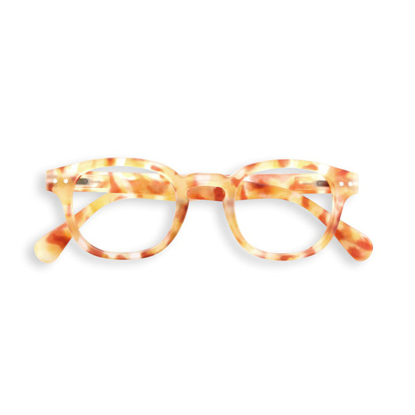 Anteojos Izipizi Reading #C Yellow Tortoise Soft