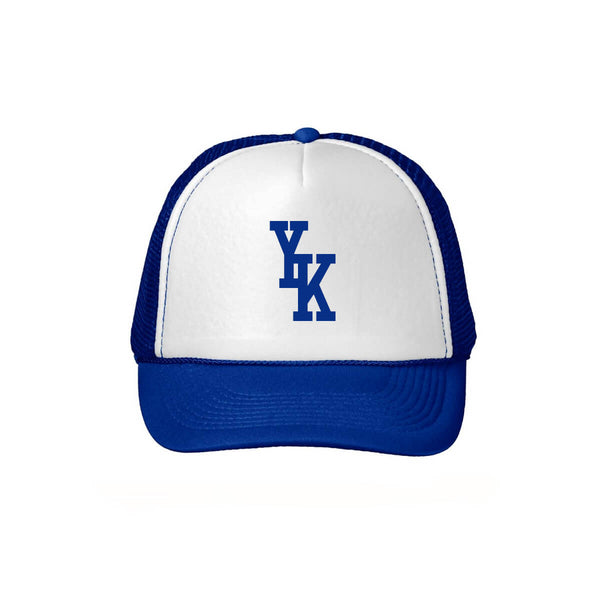 YK Dodger Kit Hat - Blue