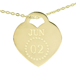gold-special-date-heart-necklace