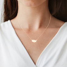 Load image into Gallery viewer, Long Distance Love Necklace