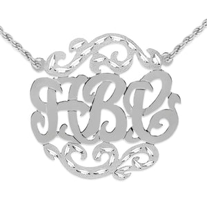 3 Initial Personalized Monogram