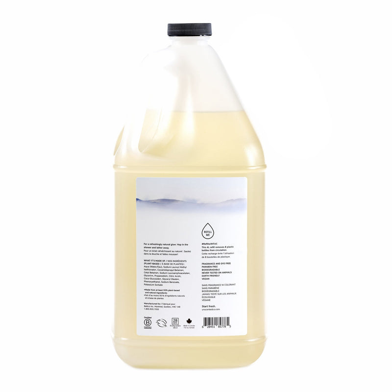 Body Soap - 3.78L Refill Bottle