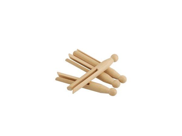 Wood Clothes Pegs