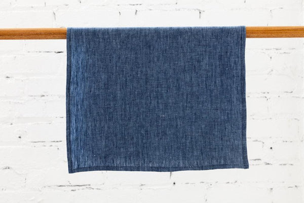 Objective | Linen Dish Towel - Denim