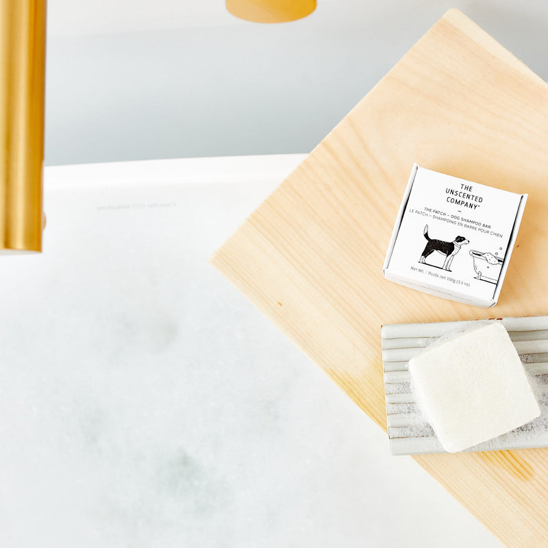The Patch - Dog Shampoo Bar