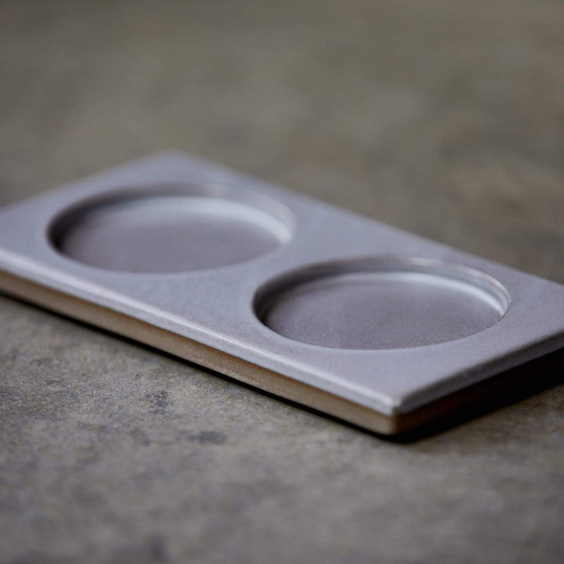 DOMPIERRE x TUC Bottle Tray - Grey