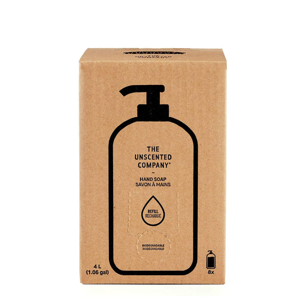 Hand Soap - 4L Refill Box
