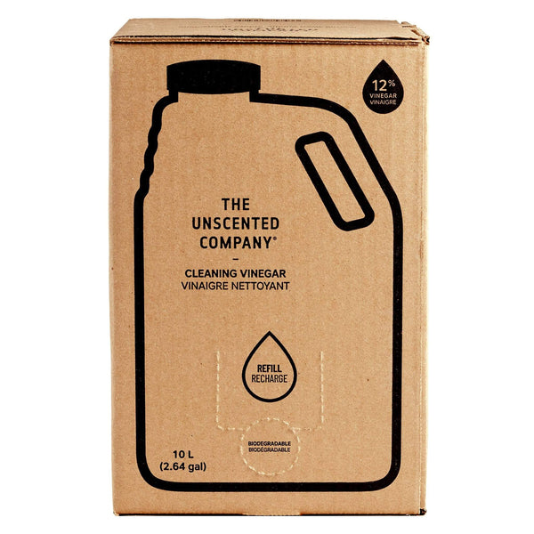 Cleaning Vinegar (12%) - 10 L Refill box