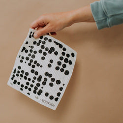 TUC x bookhou Kliin Reusable Cleaning Cloth | Dots