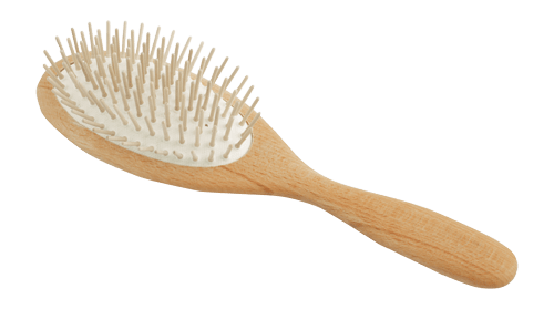 Wood Hair Brush - LARGE