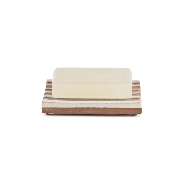 DOMPIERRE x TUC Soap Bar Tray - Cream