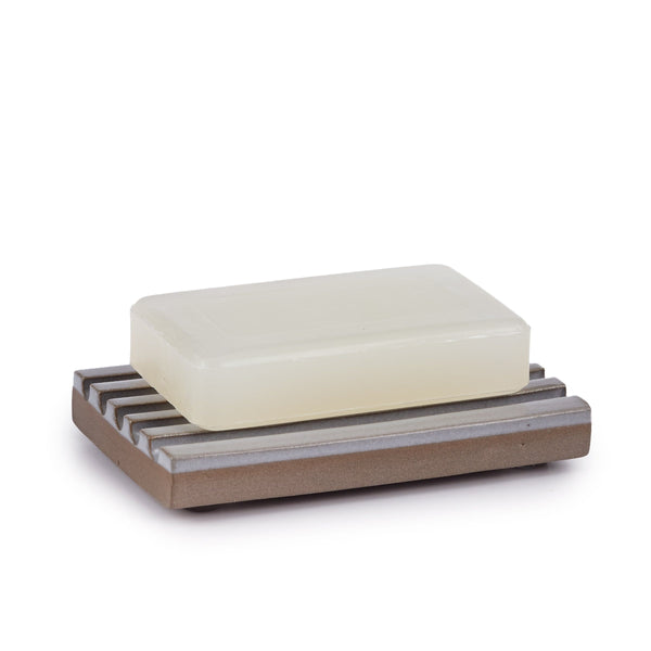 DOMPIERRE x TUC Soap Bar Tray - Grey