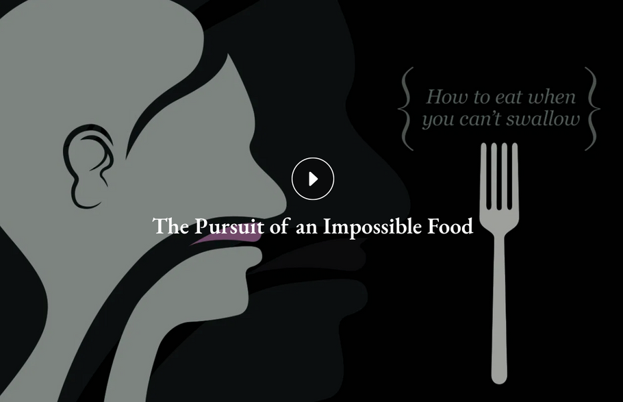 "OSU Shares the Inside Story of Savorease in ""The Pursuit of an Impossible Food"""