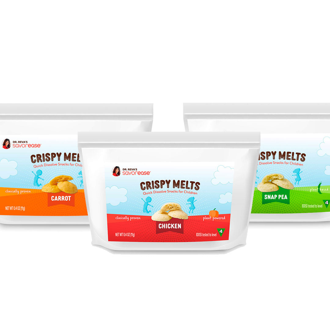 Crispy Melts For Kids - Variety Pack (15 full serving bags)