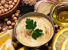 Load image into Gallery viewer, Mediterranean Hummus Dip (6 individual servings)