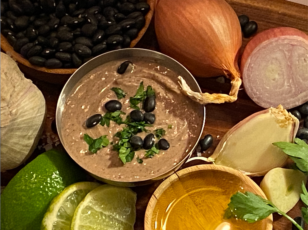 Cuban Black Bean Dips (6 individual servings)