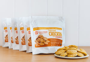 Harvest Chicken Crackers (six servings)