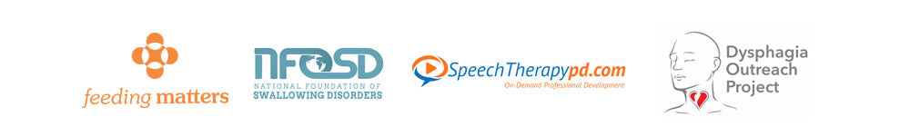 Feeding matters, National Foundation of Swallowing Disorders, SpeechTherapypd.com, Dysphagia Outreach Project