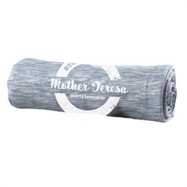 Pro-Weave Embroidery Blanket- Mother Teresa (Blue Pepper)