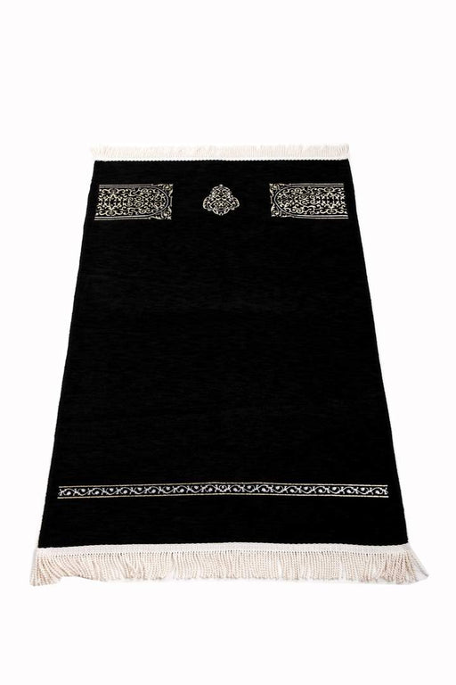 Luxury Kaaba Inspired Prayer Mat - Design 1